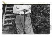 President Harding Playing Golf Carry-all Pouch