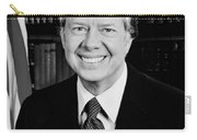 President Jimmy Carter  Carry-all Pouch by War Is Hell Store