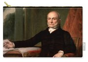President John Quincy Adams  Carry-all Pouch