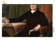 President John Quincy Adams  Carry-all Pouch by War Is Hell Store