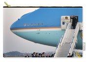 President Obama, Osan Air Base, Korea Carry-all Pouch