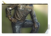 President Ronald Reagan Statue Carry-all Pouch