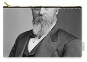 President Rutherford Hayes Carry-all Pouch