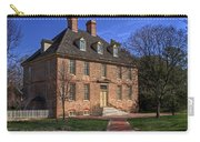 President's House College Of William And Mary Carry-all Pouch