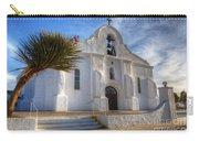 Presidio Chapel San Elizario Texas Carry-all Pouch