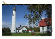 Presque Isle Mi Lighthouse 4 Carry-all Pouch