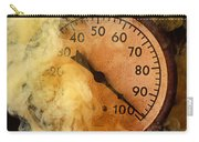 Pressure Gauge With Smoke Carry-all Pouch