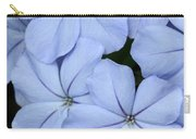 Prettiest Plumbago Carry-all Pouch