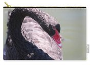 Pretty Black Swan 2 Carry-all Pouch