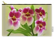 Pretty Faces - Orchid Carry-all Pouch