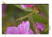 Pretty Fuschia Rhododendron Carry-all Pouch