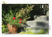 Pretty Gardens Carry-all Pouch