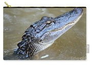 Pretty Gator Carry-all Pouch