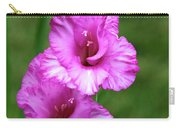 Pretty Gladiolus Carry-all Pouch