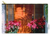 Pretty House Door In Key West Carry-all Pouch