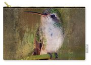 Pretty Hummer Carry-all Pouch