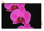 Pretty In Hot Pink Carry-all Pouch