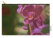 Pretty In Pink Water Color Effect Carry-all Pouch