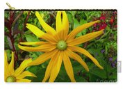 Pretty In Yellow Carry-all Pouch