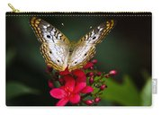 Pretty Little Butterfly  Carry-all Pouch