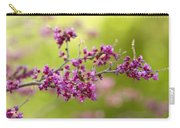 Pretty Little Pink Flowers  Carry-all Pouch