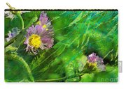Pretty Little Weeds Photoart Carry-all Pouch