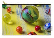 Pretty Marbles Carry-all Pouch