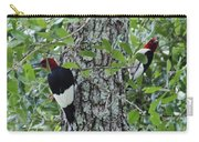 Pretty Pair Of Redheads Carry-all Pouch