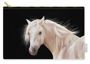 Pretty Palomino Pony Painting Carry-all Pouch