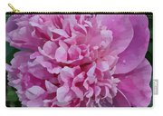 Pretty Peony Carry-all Pouch