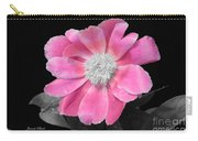 Pretty Pink Petals  Carry-all Pouch