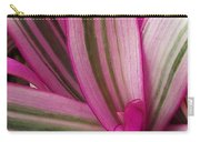 Pretty Plant Leaves 2 Carry-all Pouch