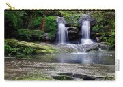 Pretty Waterfalls In Rainforest Carry-all Pouch
