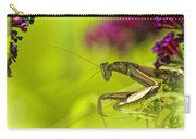 Preying Mantis Carry-all Pouch
