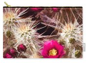 Prickley Cactus Plants Carry-all Pouch