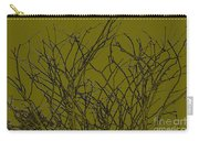 Prickly Branches Carry-all Pouch