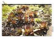 Prickly Lilies Carry-all Pouch
