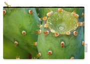 Prickly Pear Cactus 2am-105306 Carry-all Pouch