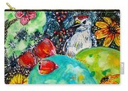 Prickly Pear Cactus Study II Carry-all Pouch