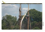 Pride Of Baltimore II At Dock Carry-all Pouch
