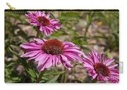 Primadonna Deep Rose Echinacea Carry-all Pouch