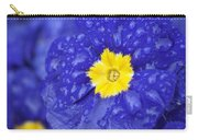 Primrose Raindrops Carry-all Pouch
