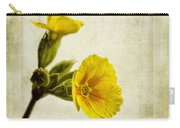 Primula Pacific Giant Yellow Carry-all Pouch