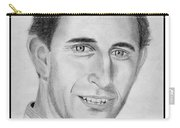 Prince Charles In 1981 Carry-all Pouch by J McCombie