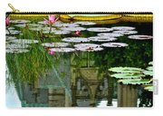 Prince Charmings Lily Pond Carry-all Pouch