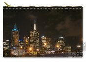 Princes Bridge And Skyline Carry-all Pouch