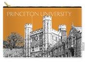 Princeton University - Dark Orange Carry-all Pouch