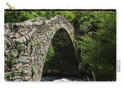 Principality Of Andorra. Pont De La Carry-all Pouch