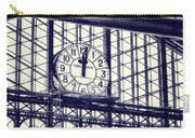 Principe Pio Clock Carry-all Pouch by Joan Carroll
