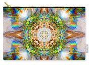 Prism Rainbow Mandala Carry-all Pouch